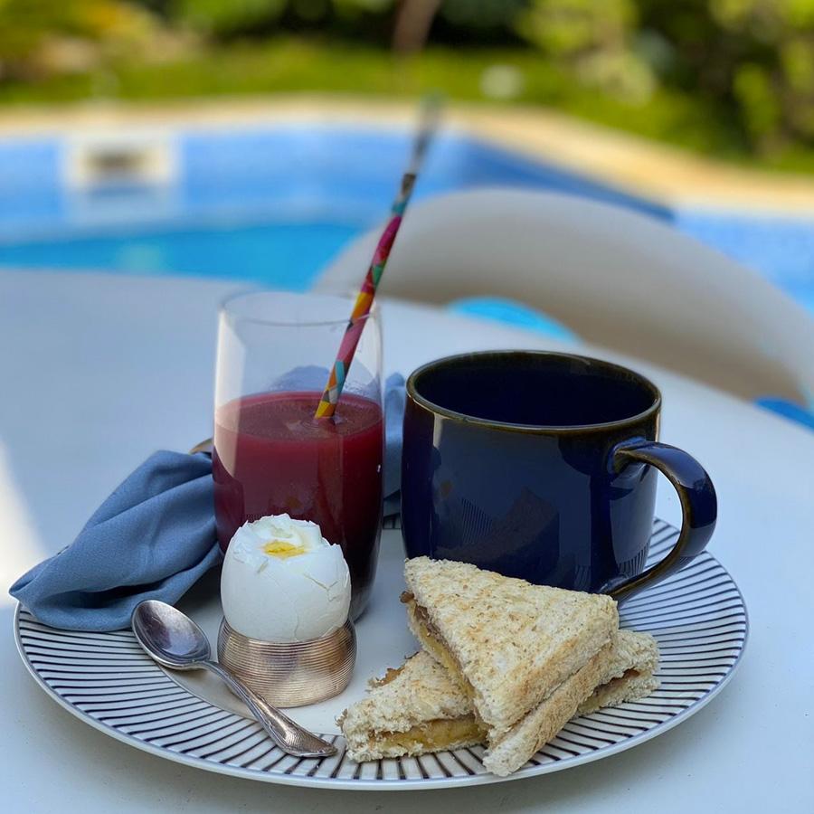 Decoração café da manhã dia dos pais - Blog Rica Festa