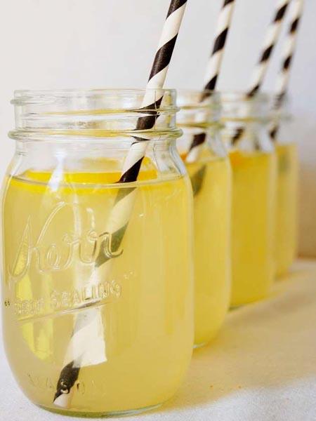 Drinks festa abelhinha - Rica Festa