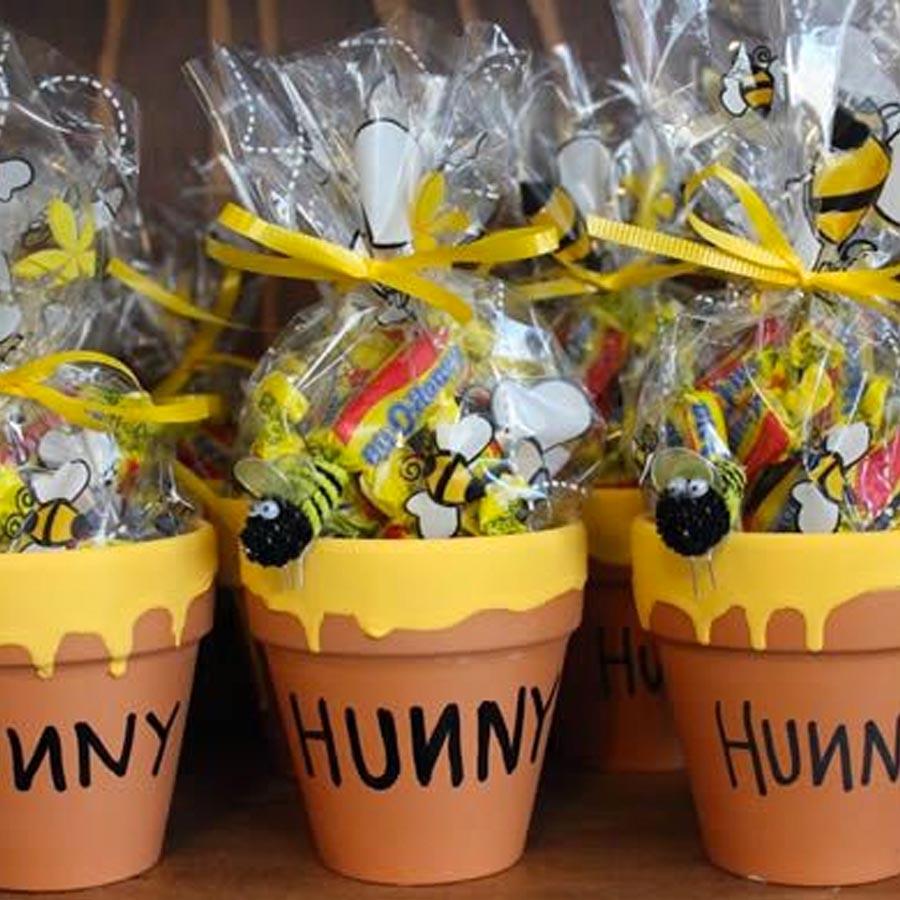 Lembrancinhas festa abelhinha - Rica Festa