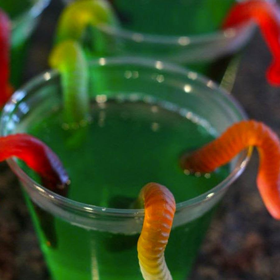 Gummy Ideias para festa de Halloween por Dani Folloni It Mãe - Rica Festa