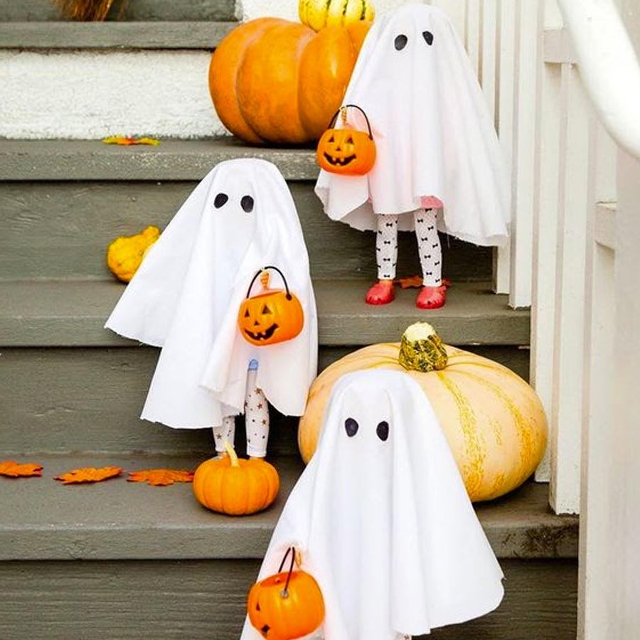 Decoração Ideias para festa de Halloween por Dani Folloni It Mãe - Rica Festa