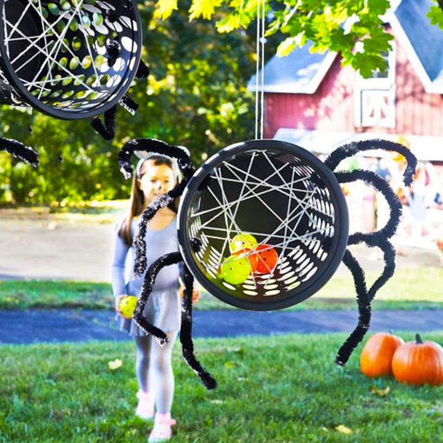 Acerte o alvo Ideias para festa de Halloween por Dani Folloni It Mãe - Rica Festa