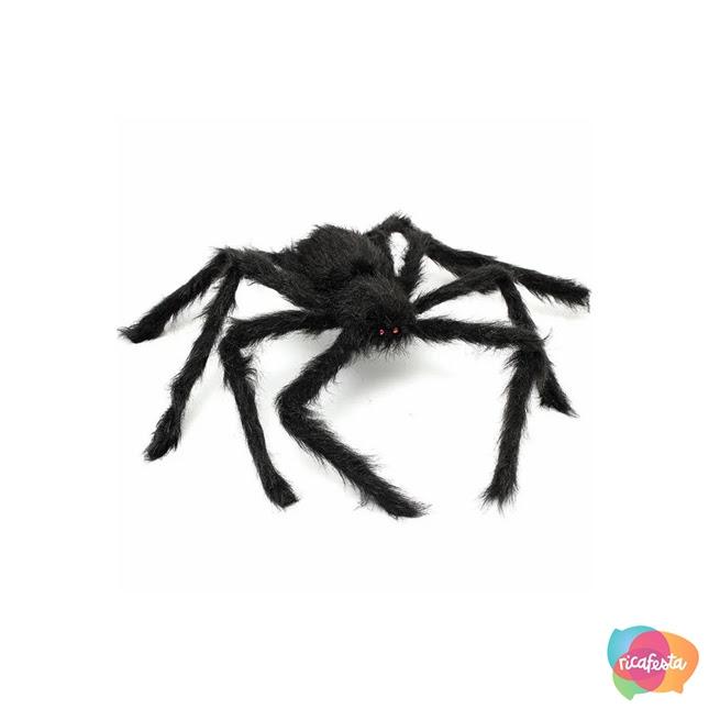 Aranha com pelos Artigos decorativos para festa de Halloween por Dani Folloni It Mãe - Rica Festa