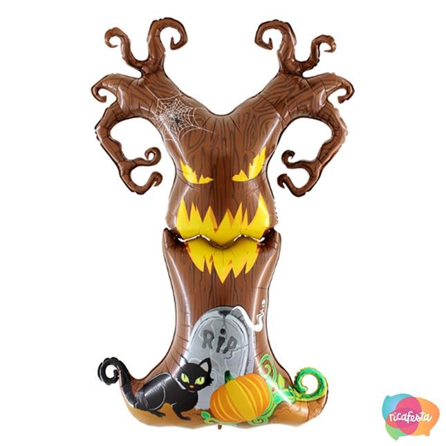 Balão decorativo dia das bruxas