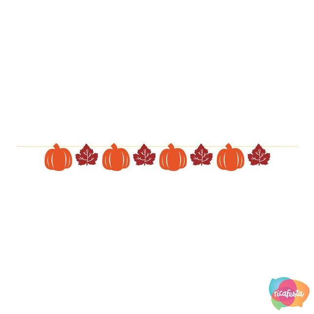 Bandeirola Artigos decorativos para festa de Halloween por Dani Folloni It Mãe - Rica Festa