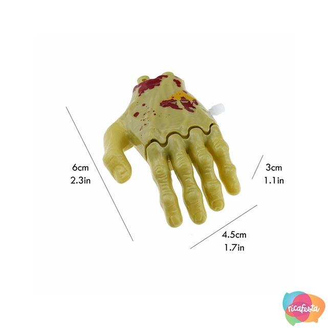 Mão de corda Artigos decorativos para festa de Halloween por Dani Folloni It Mãe - Rica Festa