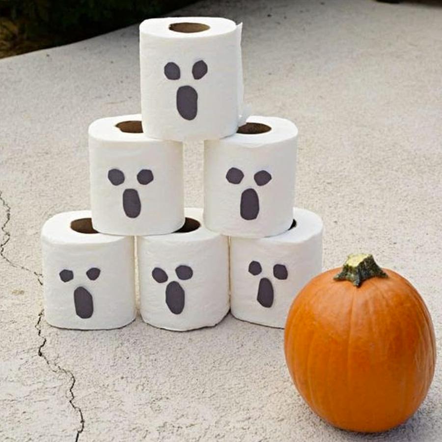 Ideias de brincadeiras para festa de Halloween por Dani Folloni It Mãe - Rica Festa